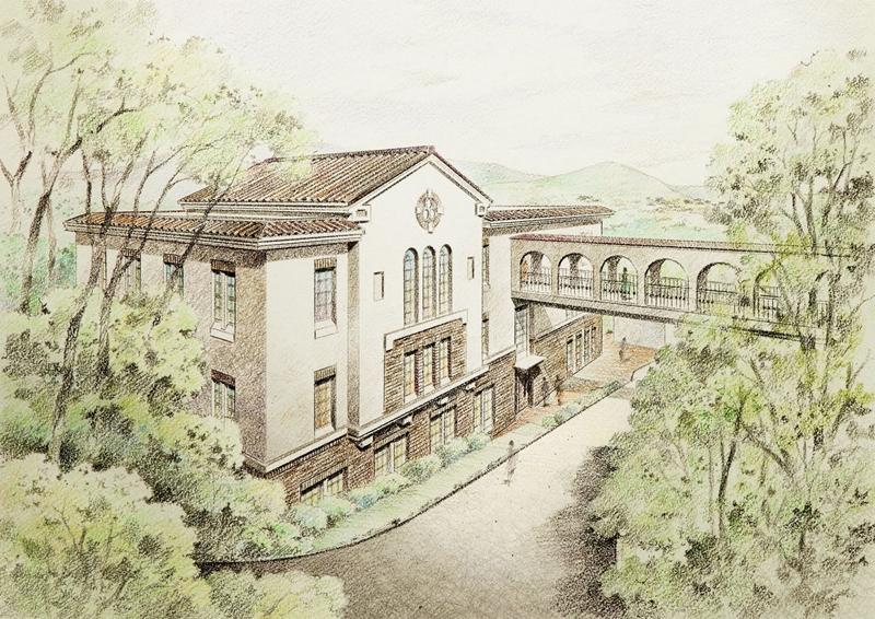 神戸女学院メアリー・アンナ・ホルブルック記念館