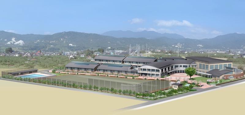 小学校新築プラン