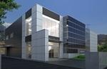 中央アルプスの研究施設