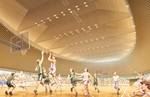 (仮称)静岡県草薙総合運動場体育館