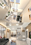 喜志Ⅱ モデルハウス内装